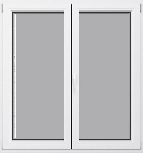 Купить Простое окно по цене  рублей на официальном сайте VEKA (фото № 1)