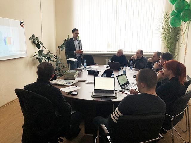Конференция VEKA для партнера в Кирове - компании VEKKER