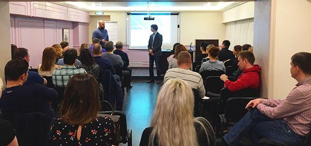 "VEKA Professional: семинар по монтажу для партнеров компании ""Фенстер"""