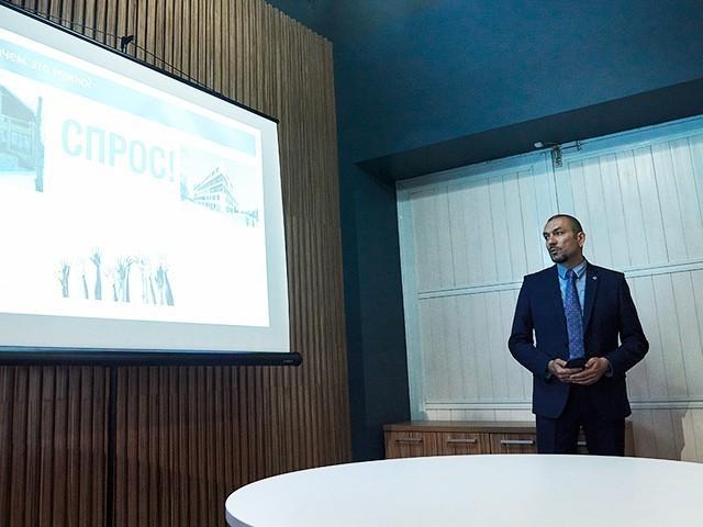 Первый флагманский шоу-рум компании VEKA в России: лучше один раз увидеть