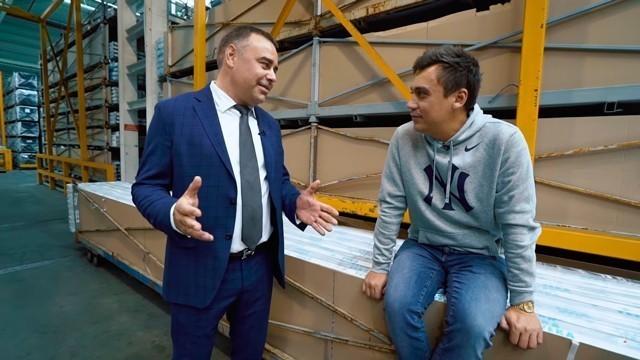 Коммерческий директор VEKA Rus&Ukraine Андрей Таранушич