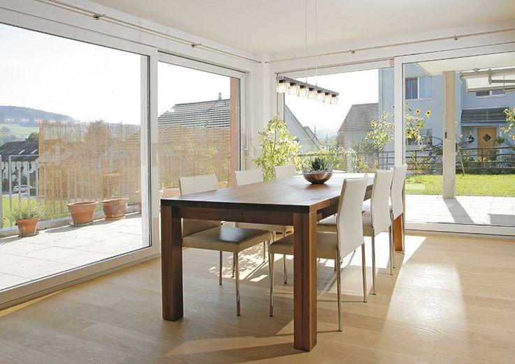 Светопрозрачные конструкции для загородного дома и квартиры