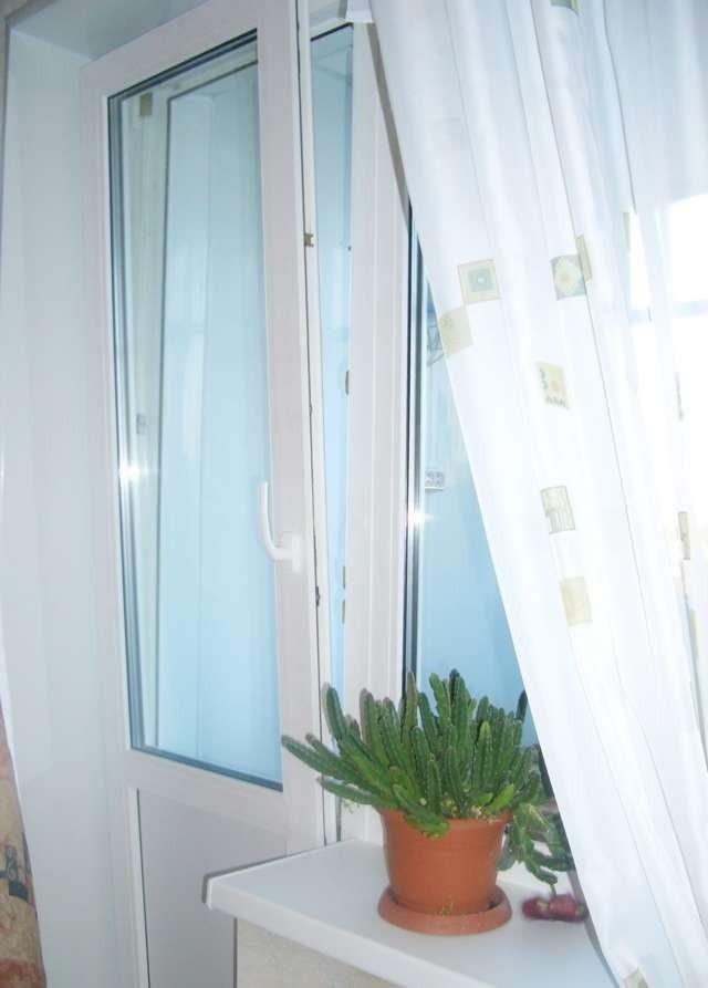 Балконные двери