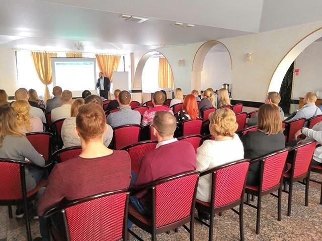 ТД ВЕКА – весенний оконный сезон начал с семинара VEKA Professional