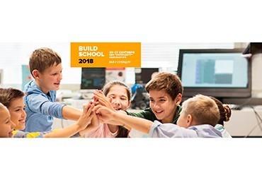 Дети и окна: VEKA приглашает на выставку BuildSchool