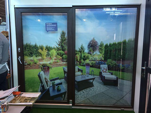 """Компания """"Окна Петербурга"""" на юбилейной выставке """"Строим дом"""""""