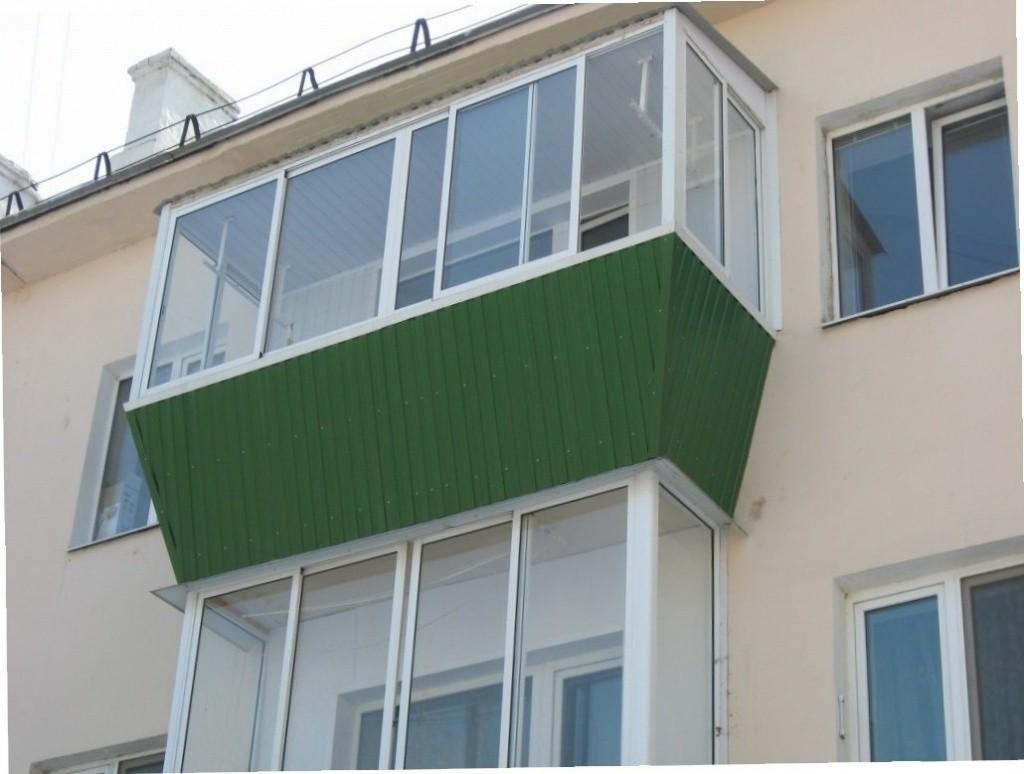 Остекление балконов в новом ступино новочеркасск застеклить балкон